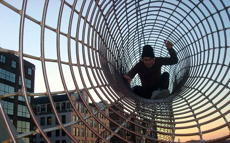 The City Museum in St. Louis: A giant playground