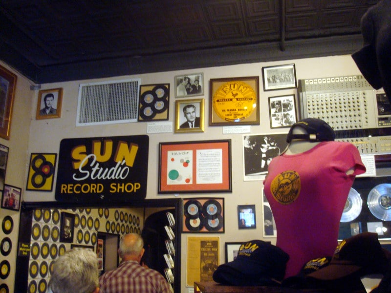 See Rock & Roll History on the Sun Studio Tour in Memphis