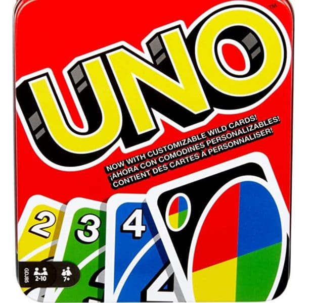 uno road trip card games