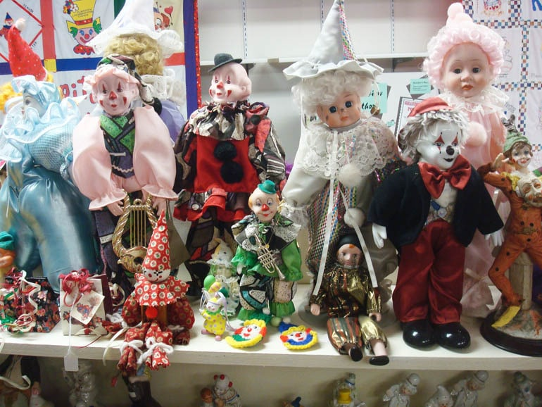 plainview klown doll museum