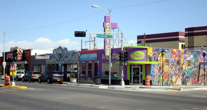 albuquerque neighborhood