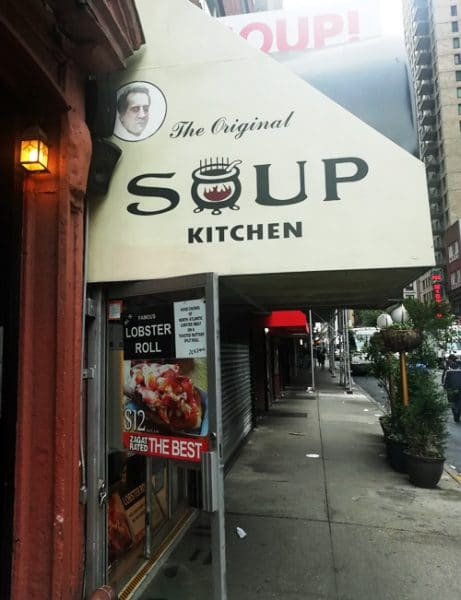 soup nazi nyc restaurant