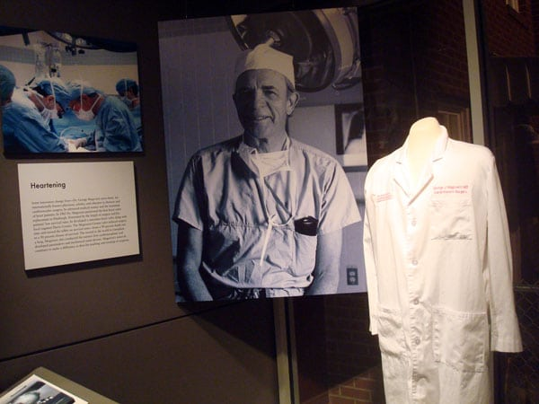 heinz history center medical display