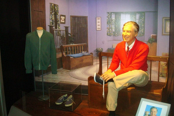 heinz mr rogers exhibit
