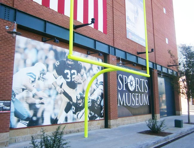 pittsburgh sports museum