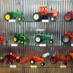 farm toy museum tractors