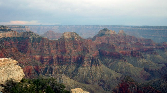 grand canyon fun facts and interesting trivia