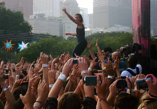 lolla matt & kim