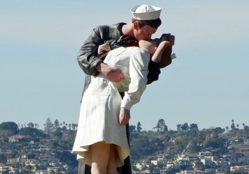 san diego unconditional surrender