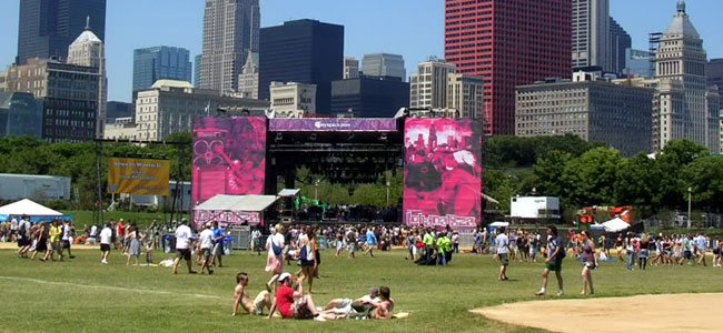 Your guide to the Lollapalooza music festival in Chicago