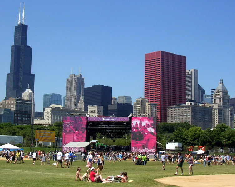 lolla skyline