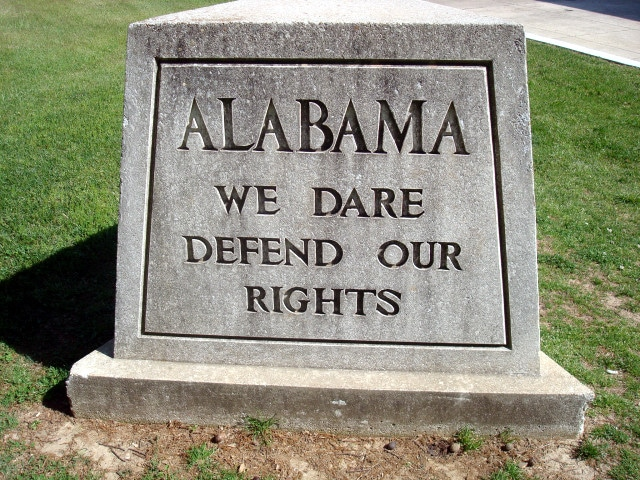 alabama defend our rights