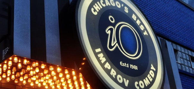 LOL: Chicago improv and comedy
