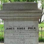 james polk tomb