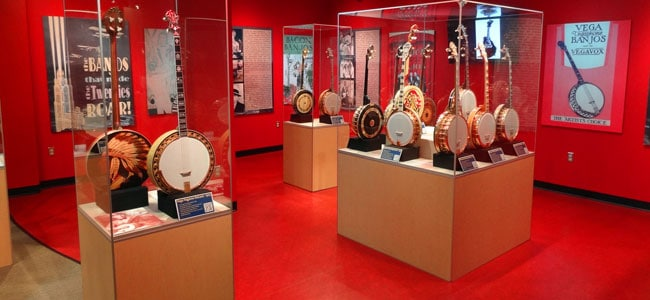 Quirky Attraction: American Banjo Museum