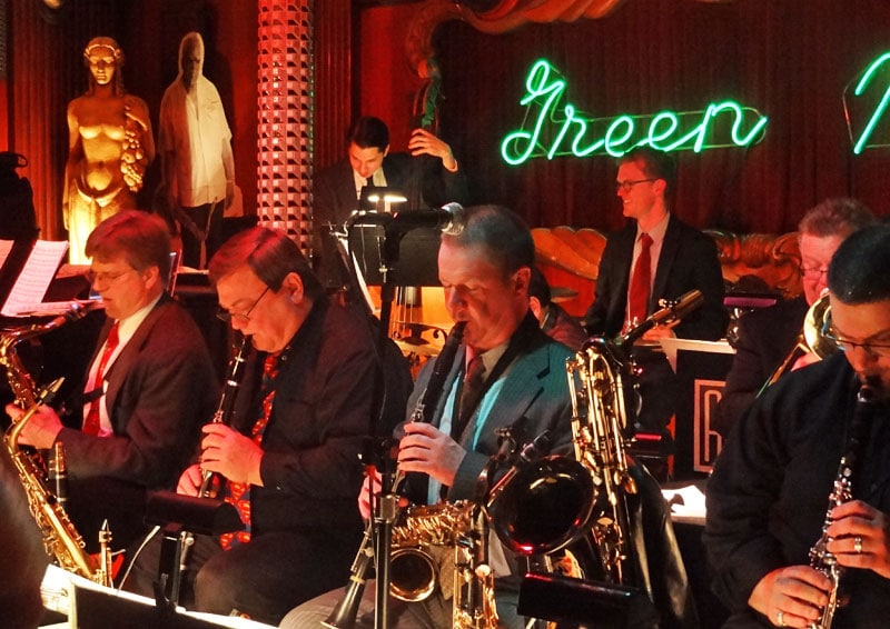green mill jazz musicians
