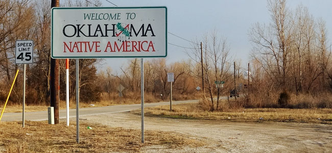 Road trip day 3: Raccoon skeletons, buffalo statues and flaming lips in Oklahoma