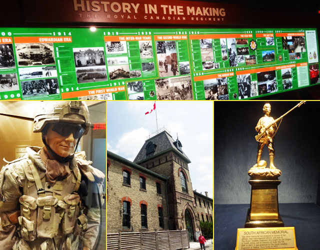 royal canadian regiment museum