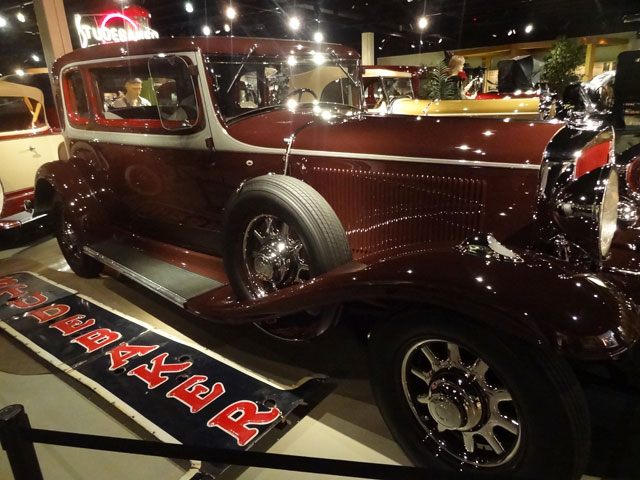 fun things to do in south bend - studebaker museum