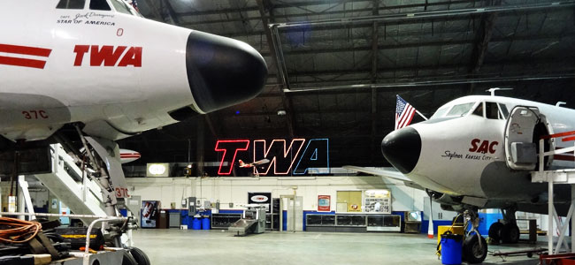 Quirky Attraction: National Airline History Museum