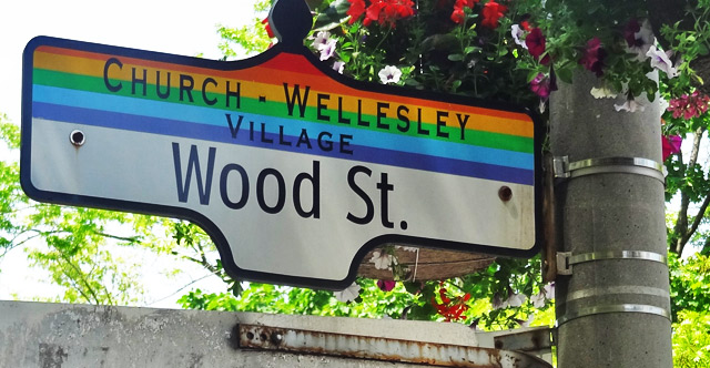 Church and Wellesley: The center of LGBT life in Toronto