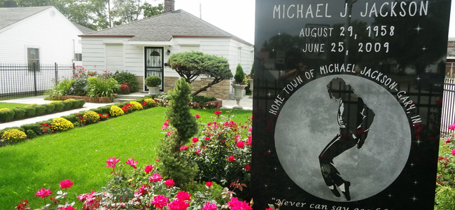 Quirky Attraction: Michael Jackson's birth home