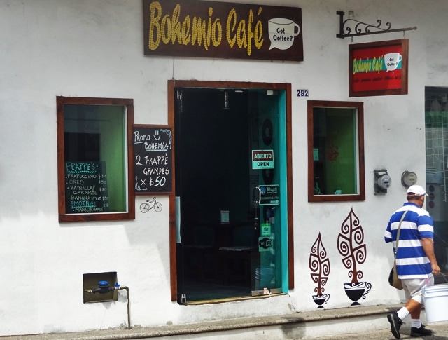bohemio cafe - puerto vallarta places to eat