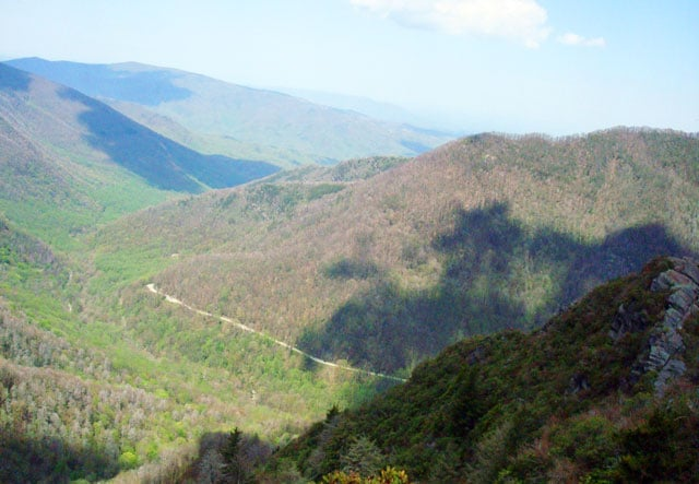On top of Old Smoky: Remembering my Smoky Mountain hike