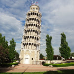 leaning tower niles chicago