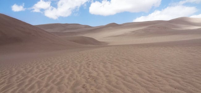 Climbing America's tallest sand dunes at Great Sand Dunes National Park