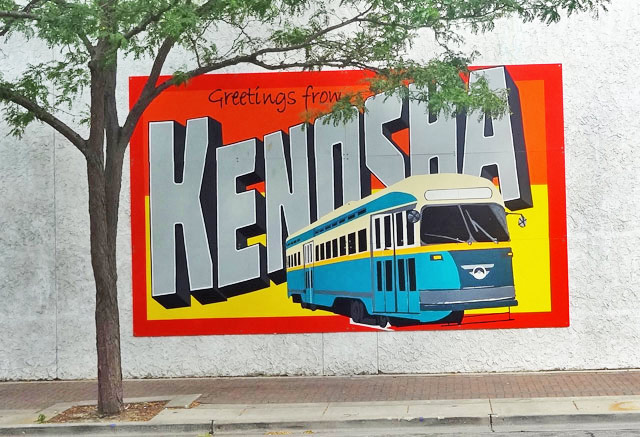 Donut chickens, dinosaur bones, and cheese koozies: Discovering the offbeat side of Kenosha, Wisconsin