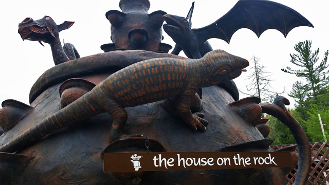 Quirky Attraction: The House on the Rock