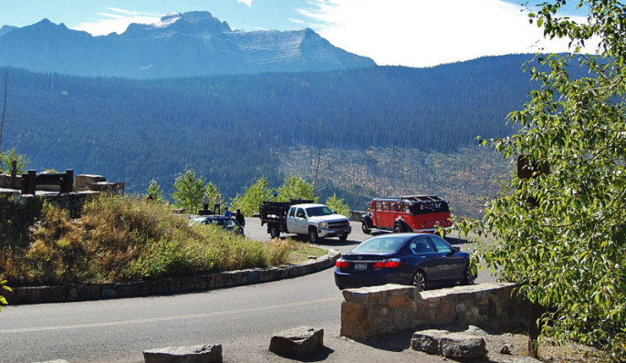 Mile By Mile: Here's What You'll See on Going to the Sun Road in Glacier National Park