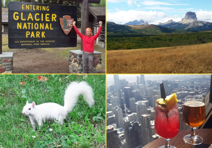 My travel year in review, as seen via Instagram