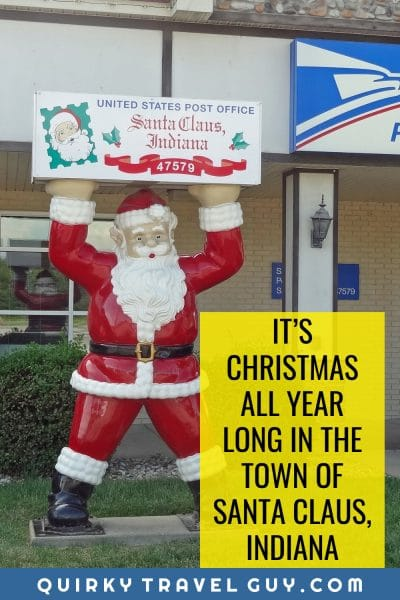 Pinterest Santa Claus Indiana