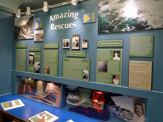 amazin rescues exhibit