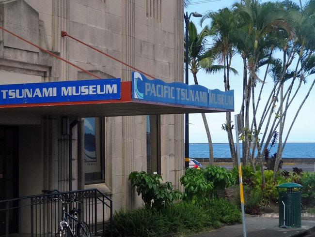Quirky Attraction: Pacific Tsunami Museum