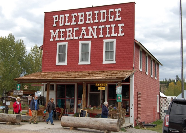 Welcome to Polebridge, Montana, the town without traditional electricity