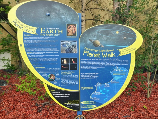 anchorage light speed planet walk