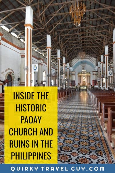 pinterest paoay church