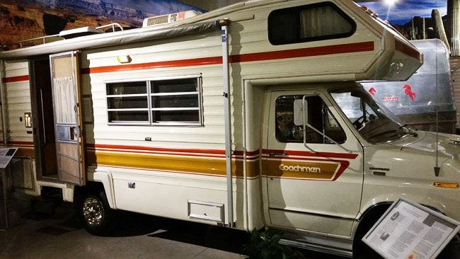 Quirky Attraction: RV Hall of Fame