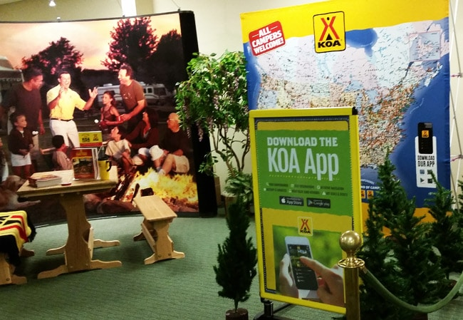 koa exhibit