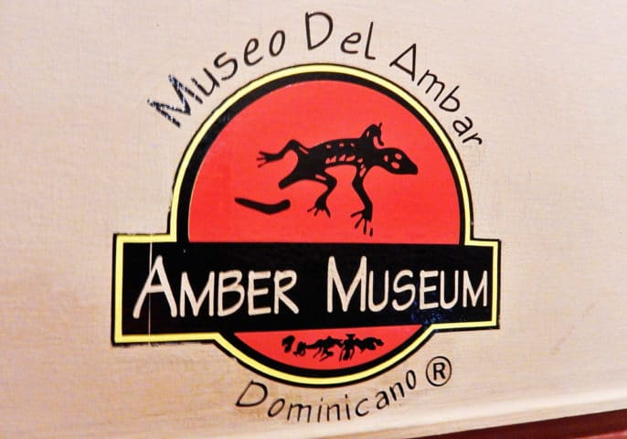 Quirky Attraction: Dominican Amber Museum