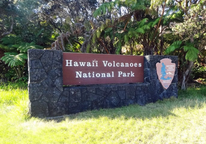 Things to see and do in Hawaii Volcanoes National Park