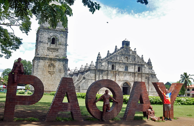 paoay sign