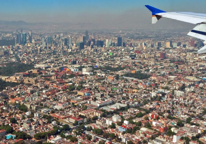 The Mexico City Chronicles