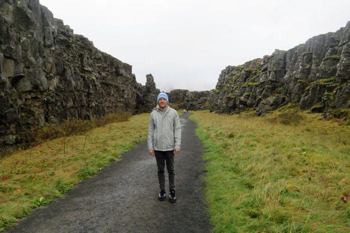 thingvellir tectonic continental plates