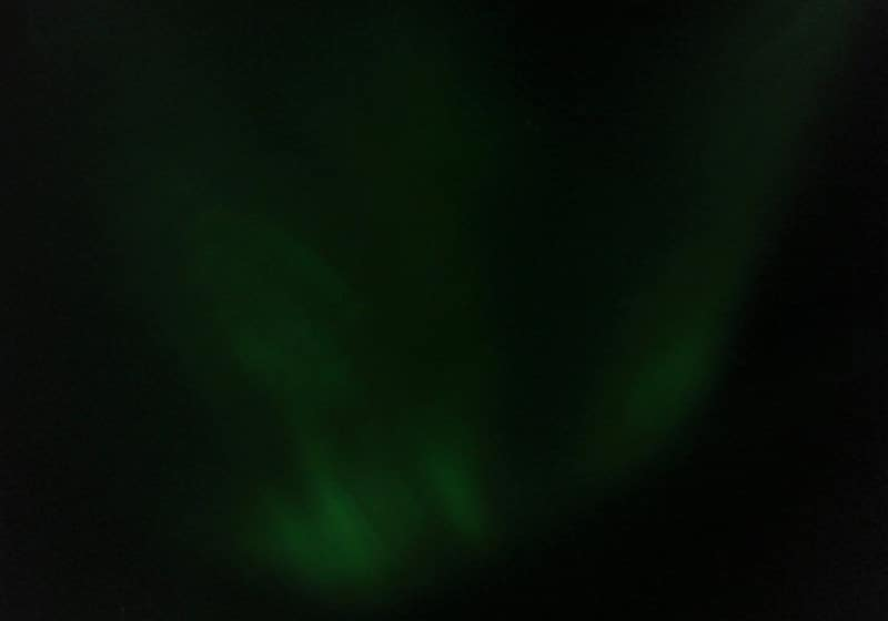 hofn northern lights