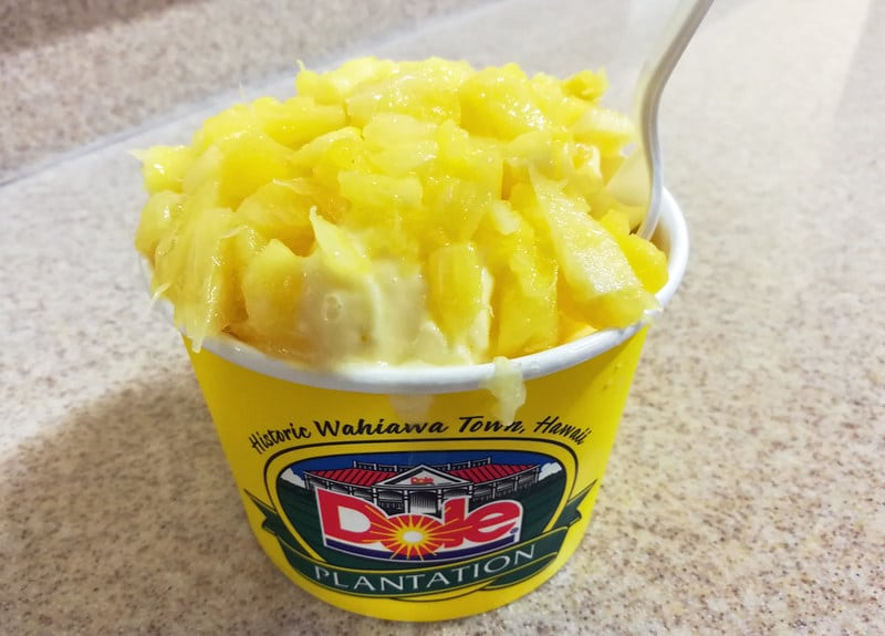 dole whip ice cream