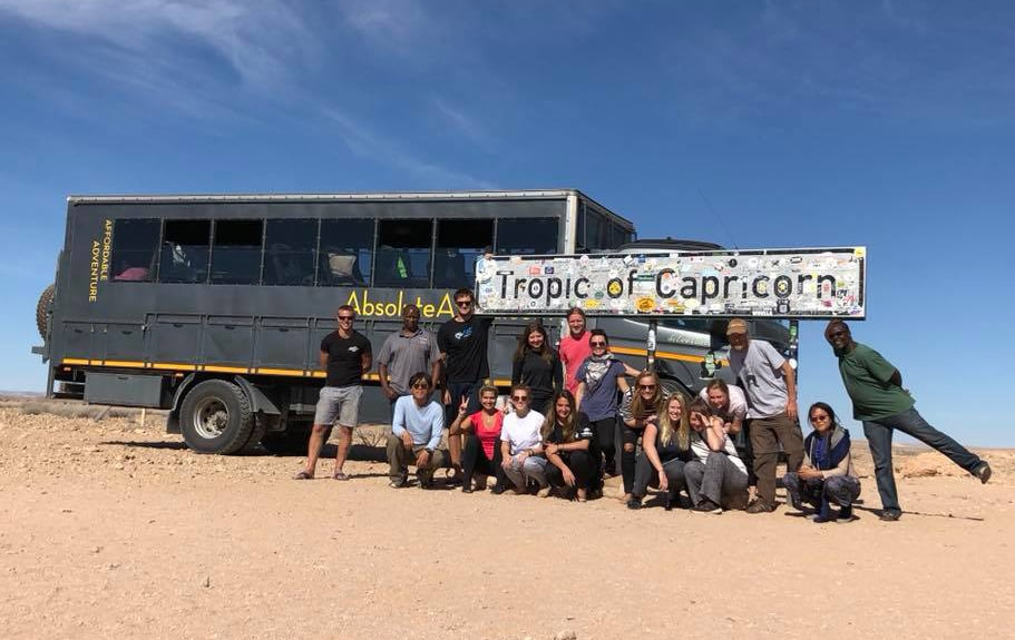tropic of capricorn photo